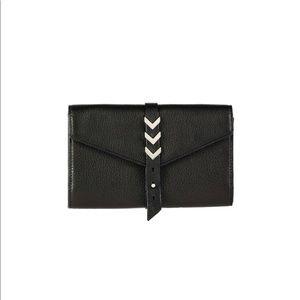 Mackage Atlas Envelope Wallet in Black